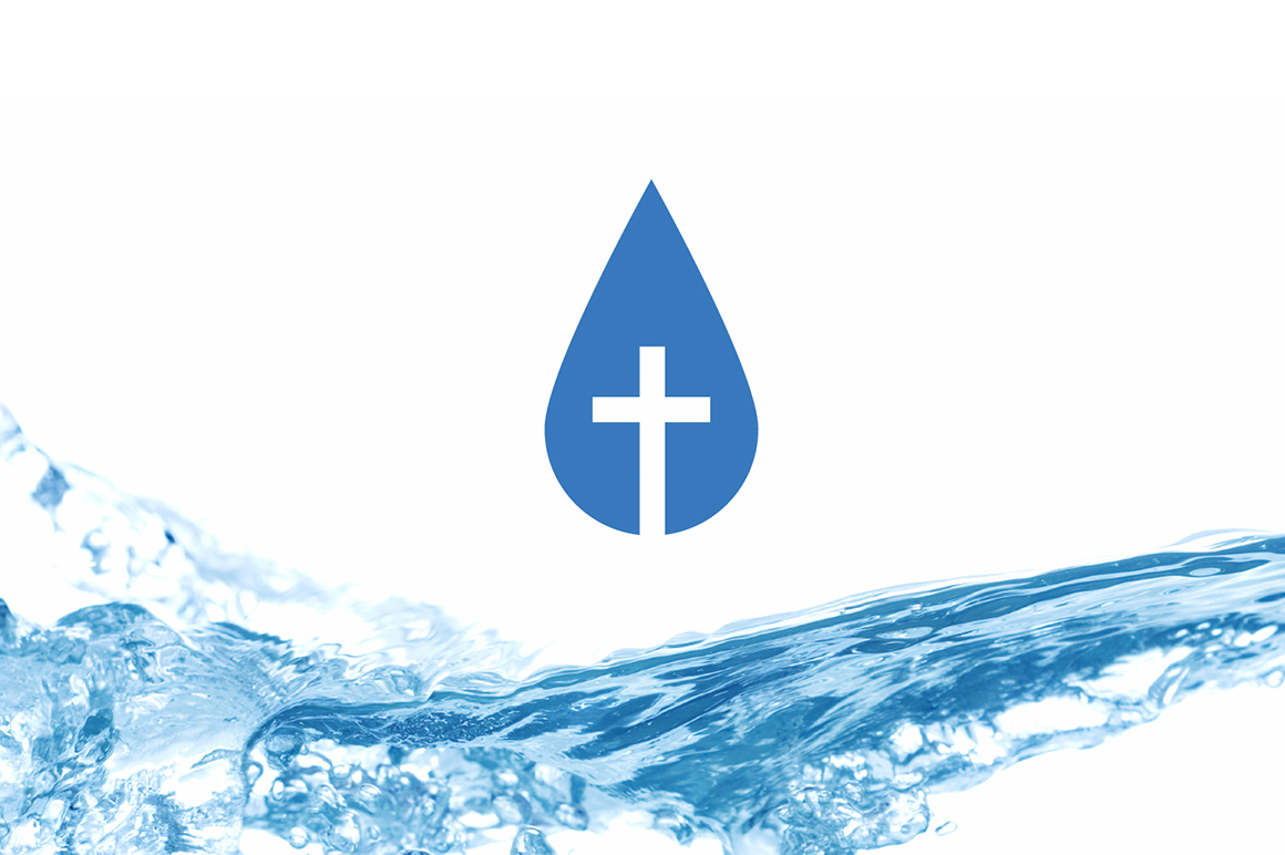 Water Droplet ~ Logo Templates on Creative Market