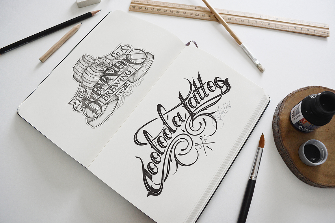 Artist Sketch Book Mockup U00ab Free File Designer