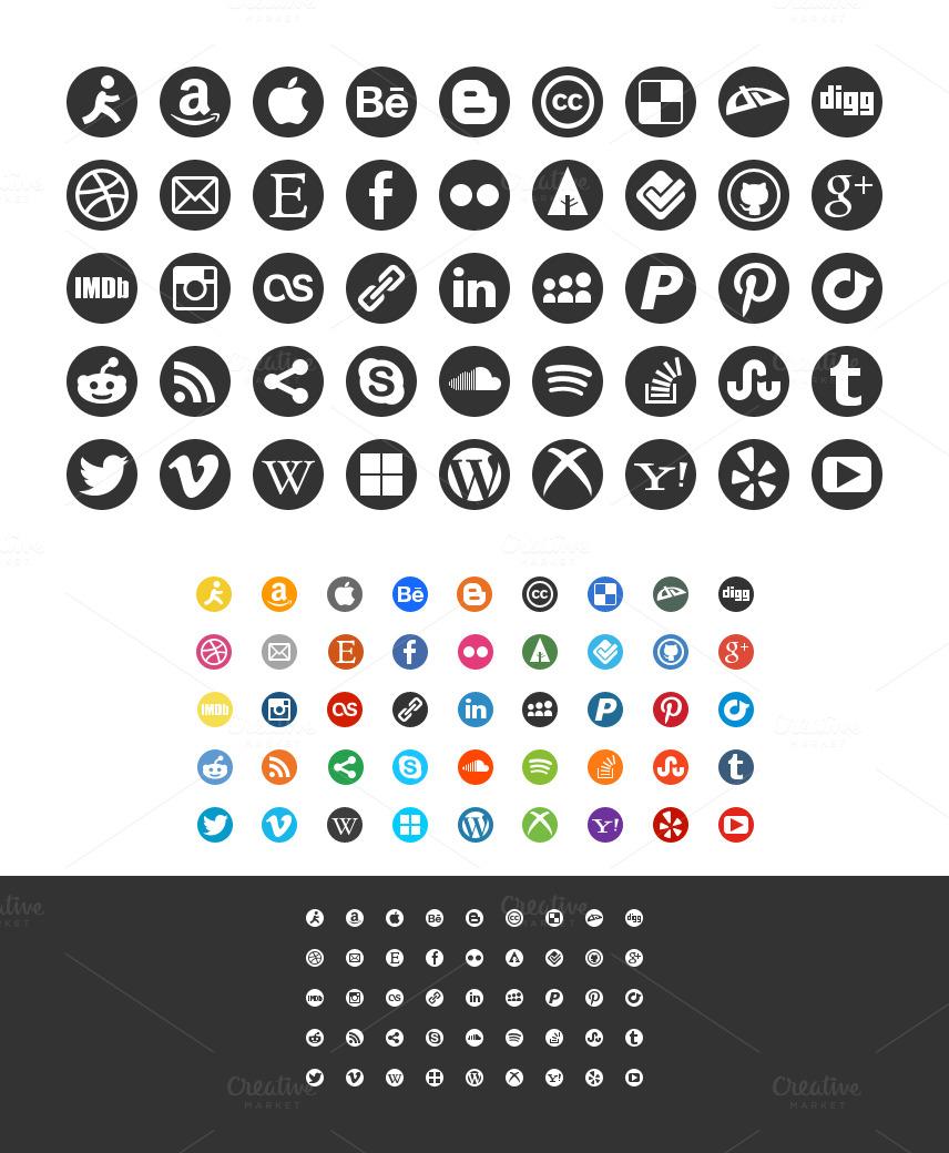 Photography Logos Set