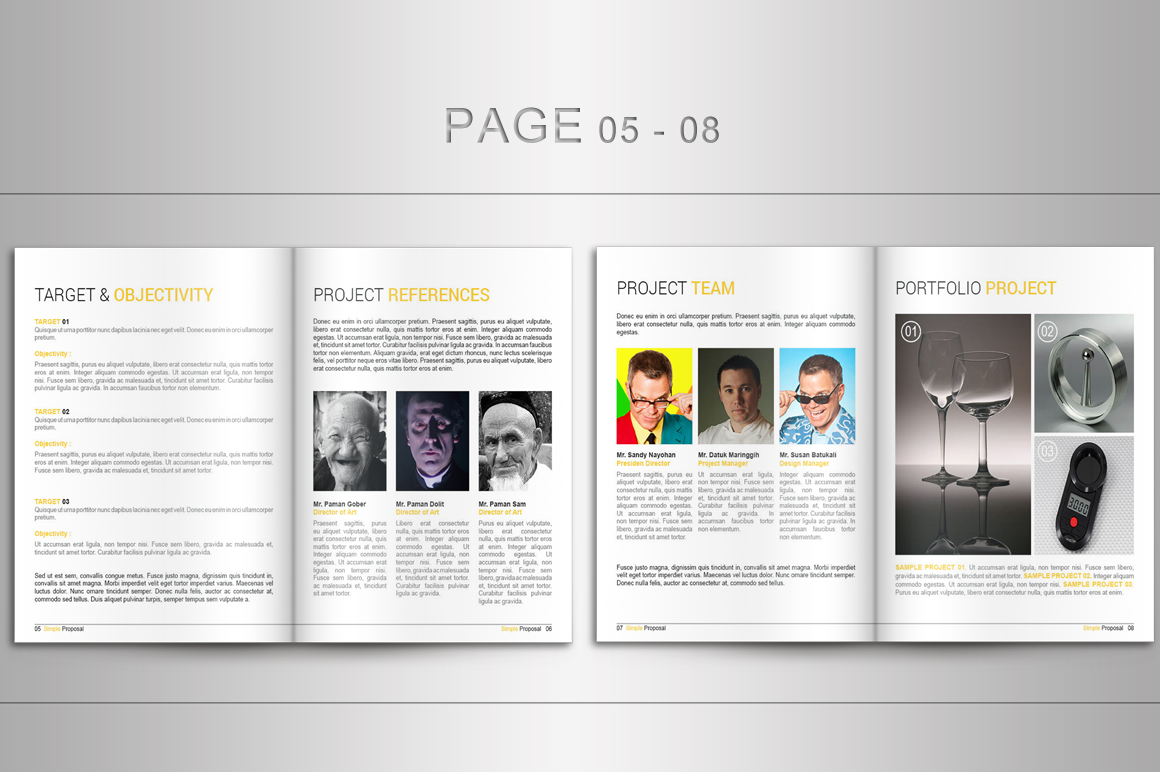 free indesign brochure templates cs6 - indesign proposal template brochure templates on