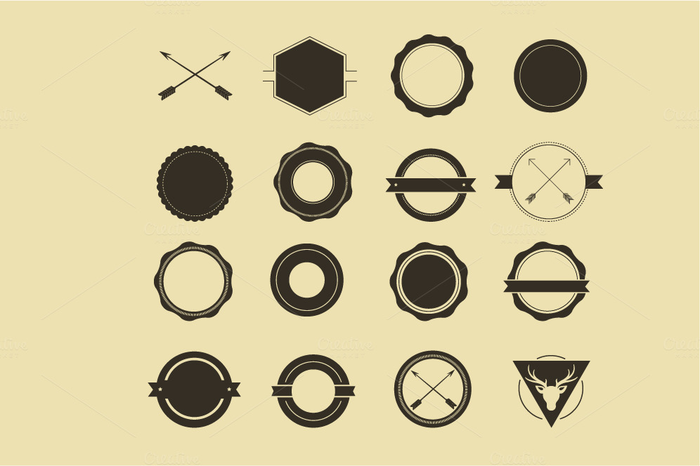 Hipster Logo Generator Lets You Design Your Own Logo