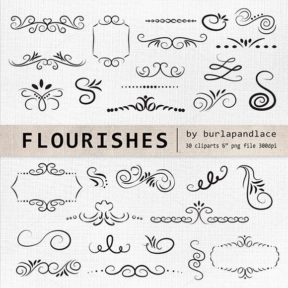 Watch more like Hand Drawn Flourishes