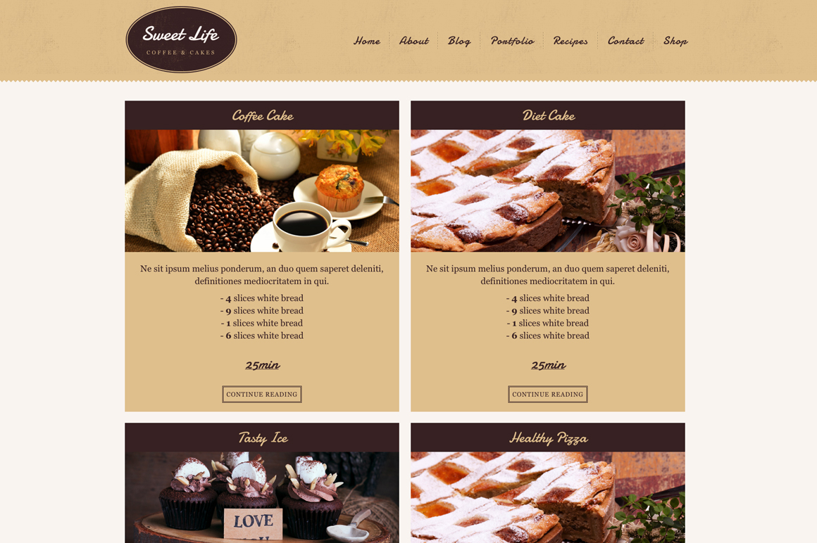 wordpress theme cafe pique how to add layers