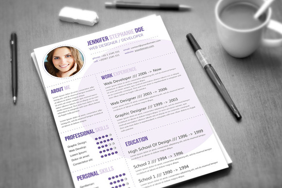 ... : 10 Professional Resume Templates to Help You Land That New Job