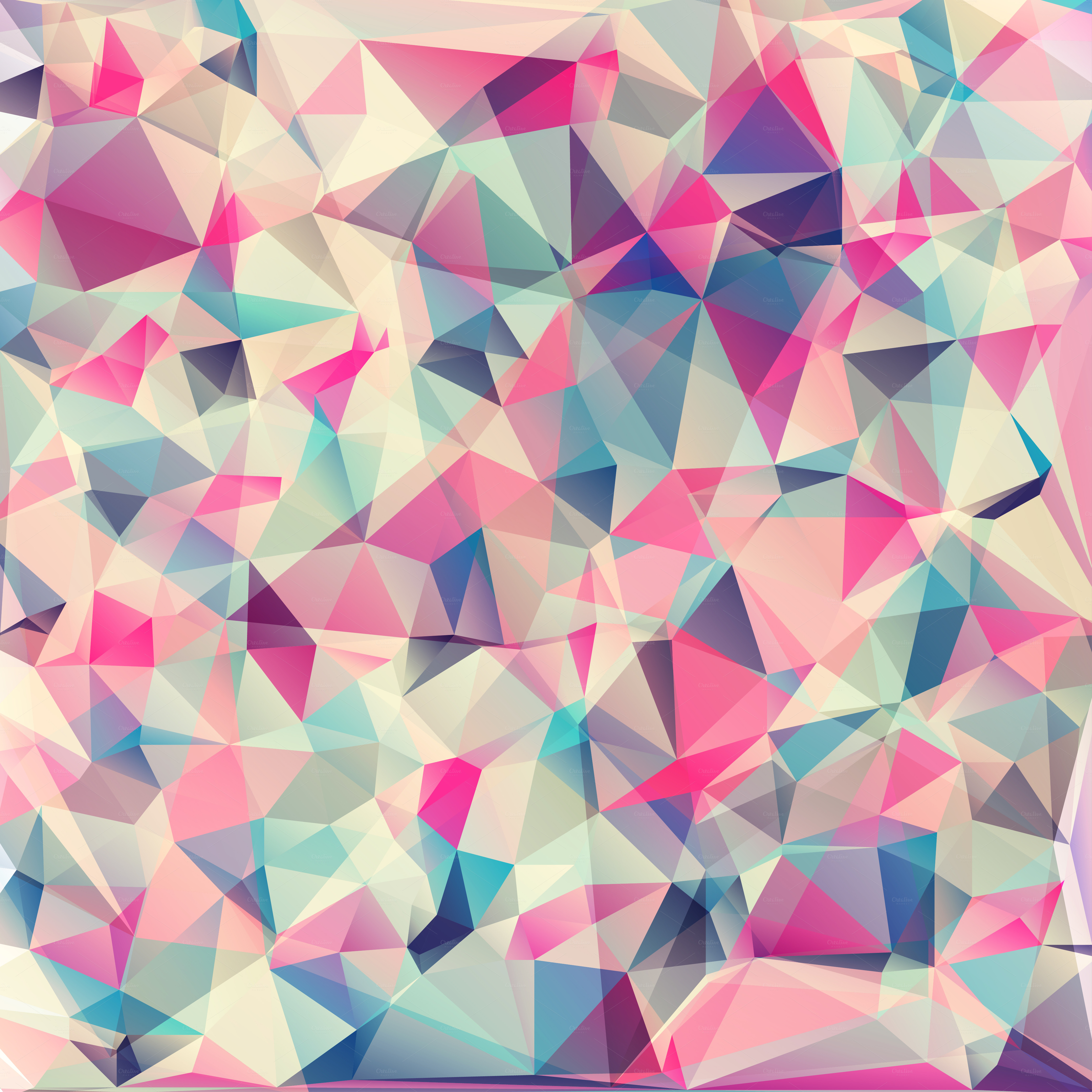 Abstract geometric backgrounds ~ Textures on Creative Market