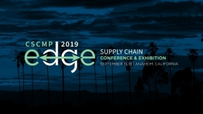 Transform ideas into actions at CSCMP EDGE 2019 in Anaheim, CA