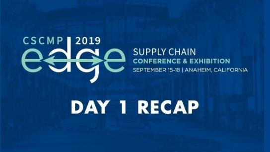 Edge 2019 Day 1 Recap