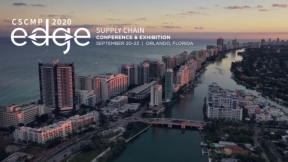 CSCMP EDGE 2020 – A New Decade Begins, and the Future is YOU!