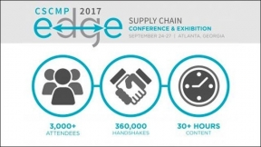 CSCMP EDGE 2017 Highlights