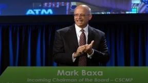 Wednesday Major Session Featuring Incoming CSCMP Board of Directors Chair, Mark Baxa