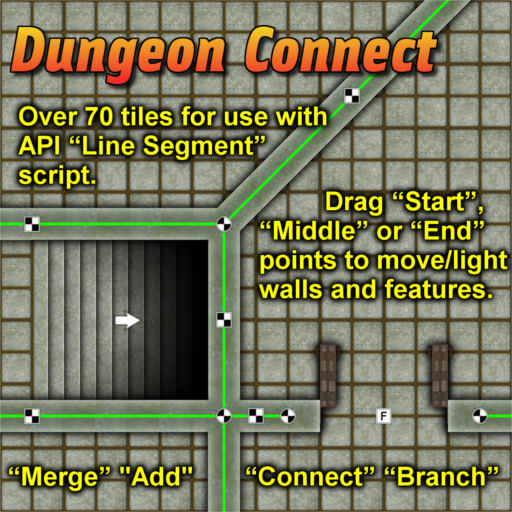 Community Forums: [Script] Dungeon Connect: Over 70 tiles