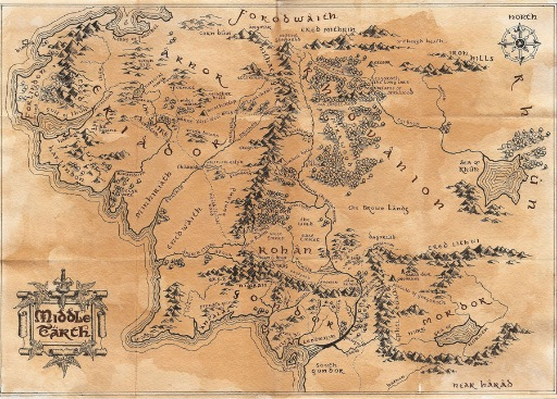 D&D Middle Earth LFG | Roll20: Online virtual tabletop