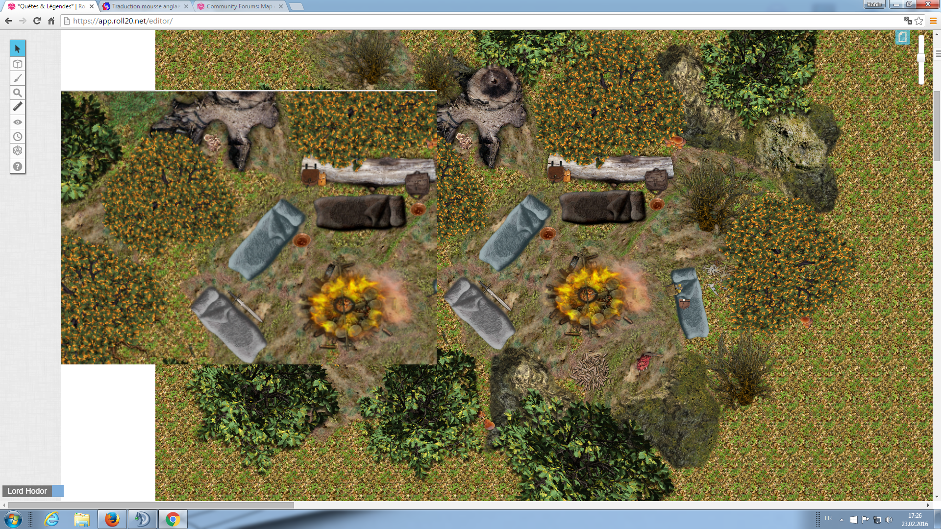 Community Forums: Map creation | Roll20: Online virtual tabletop on