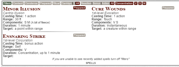 Community Forums 5e Shaped Companion Script Thread 2 Roll20 Online Virtual Tabletop The next time you hit a creature with a weapon attack before this spell ends, a writhing mass of thorny vines appears at the point of. 5e shaped companion script thread