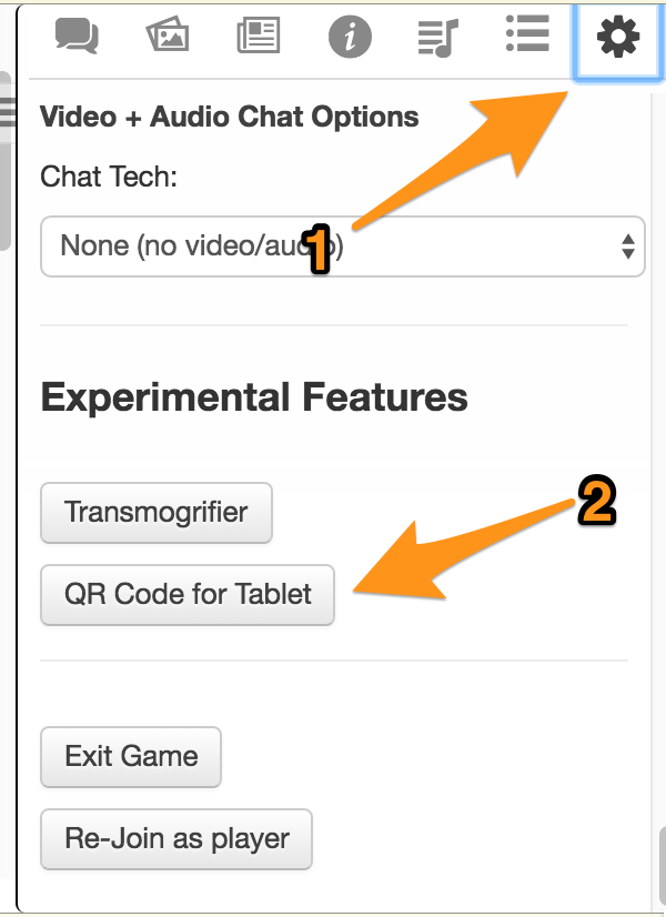 Community Forums: Show Barcode Button Location?? | Roll20