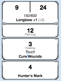 Community Forums: [Help][5e OGL] Official-looking macros templates