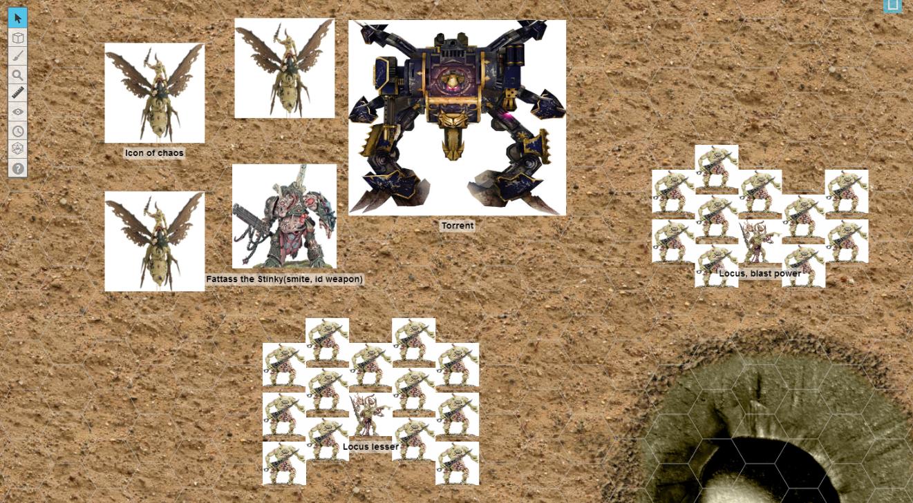 Community Forums: Warhammer 40k community - tabletop wargame in