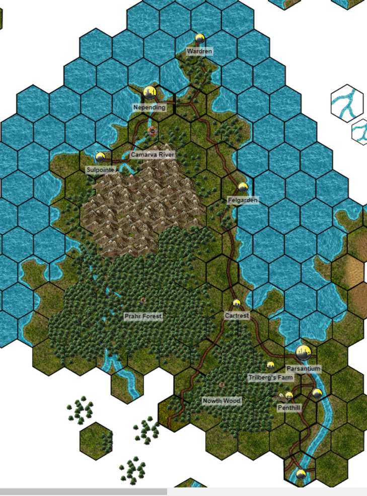 Community Forums: Hex March Volume 1: World Map Builder | Roll20
