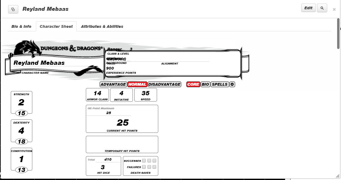 Community Forums: Messed up character sheet | Roll20: Online virtual