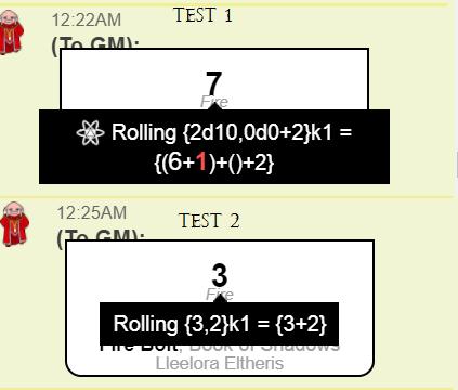 Community Forums: D&D 5e (OGL Sheet) Elemental Adept Fire