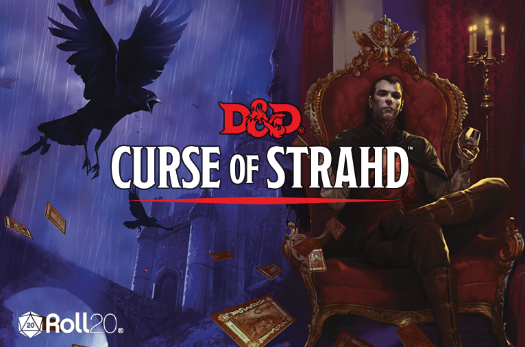Community Forums: [LFP][5e] Mik's Curse of Strahd Weekly