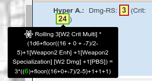 photo about 3.5e Character Sheet Printable titled Area Boards: DnD 3.5e - How toward crank out a crit harm roll