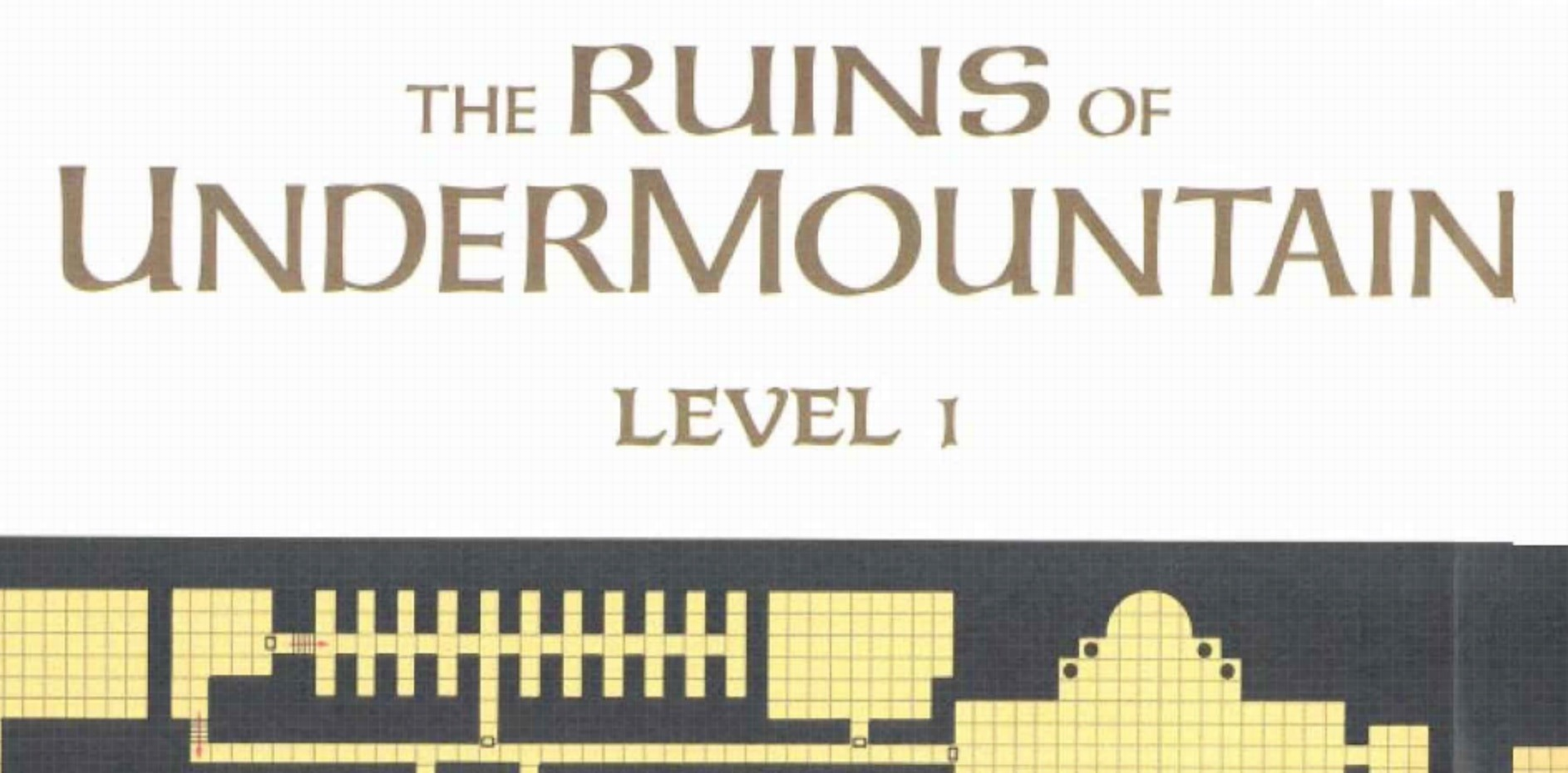 The Ruins of Undermountain | Roll20: Online virtual tabletop