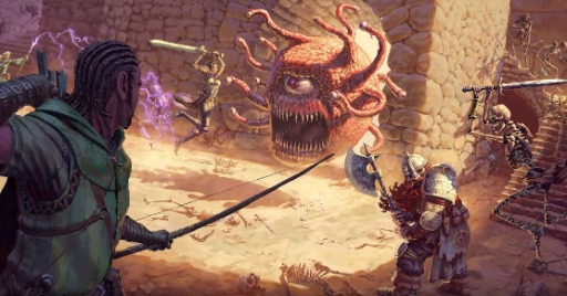 The Xanathar sends their regards LFG | Roll20: Online