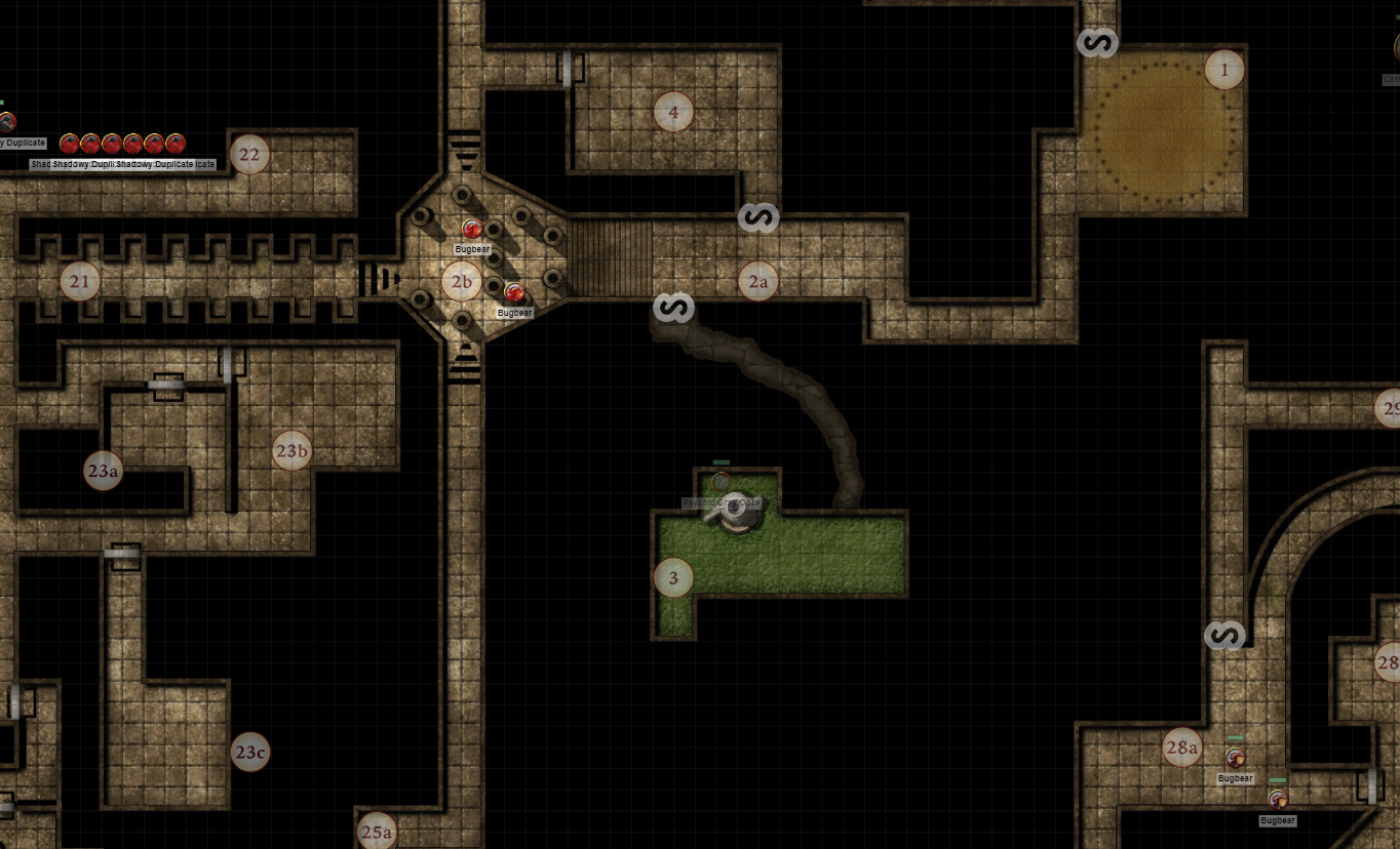 Community Forums: Remake of the dungeon of the mad mage maps
