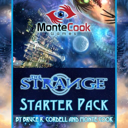 The Strange: Starter Pack