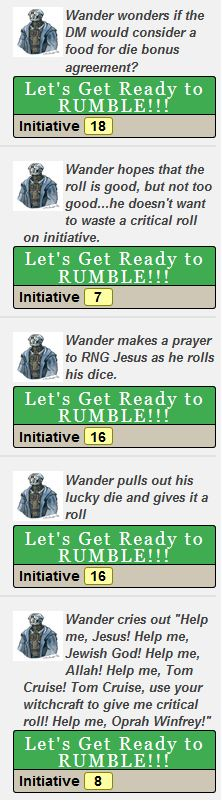 Community Forums: Post Your Macros Here! | Roll20: Online