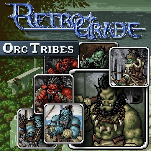 Retrograde Minis - Orc Tribes