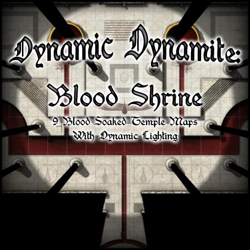 Dynamic Dynamite: Blood Shrine