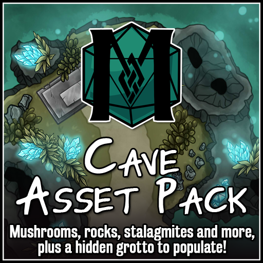 Cave Asset Pack