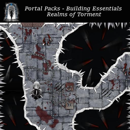 Portal Packs - Building Essentials -  Realms of Torment
