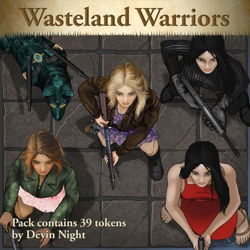 Warriors of the Wasteland 1