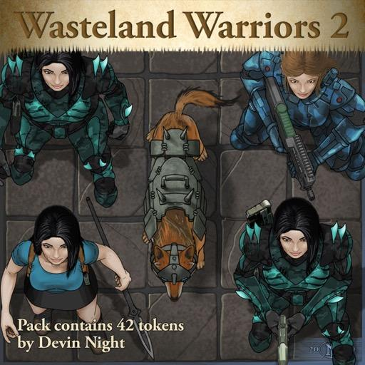 Warriors of the Wasteland 2
