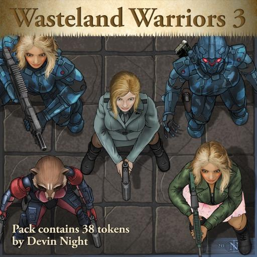 Warriors of the Wasteland 3
