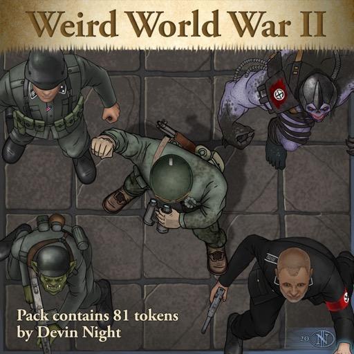 Weird World War II