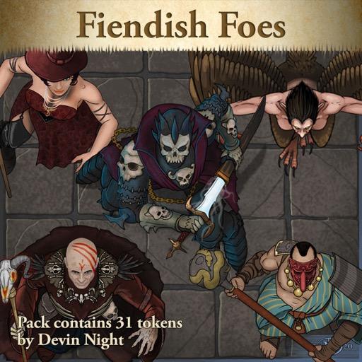 Fiendish Foes