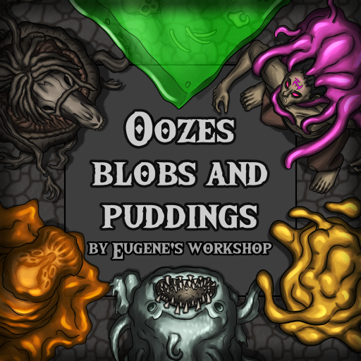 Oozes, Blobs and Puddings