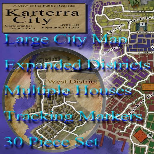 Karterra City
