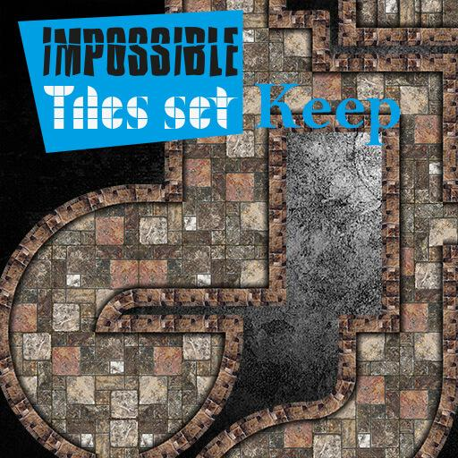Impossible Tiles Set: Keep
