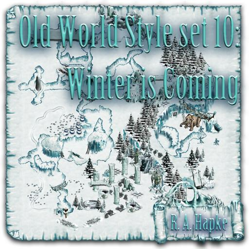 Old World Style Set 10: Winter is Coming