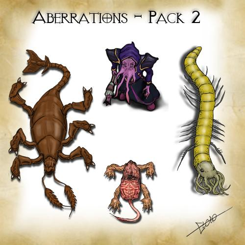 Aberrations Pack 2