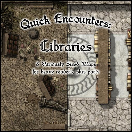 Quick Encounters: Libraries