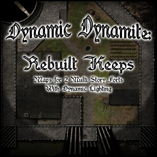 Dynamic Dynamite: Rebuilt Keeps