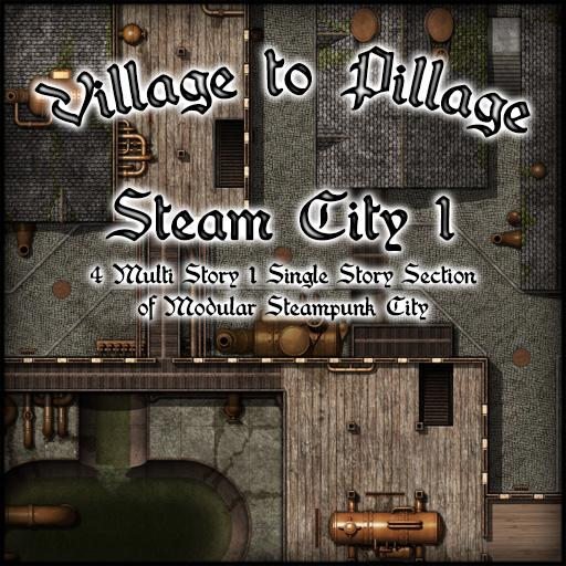 Village to Pillage: Steam City 1