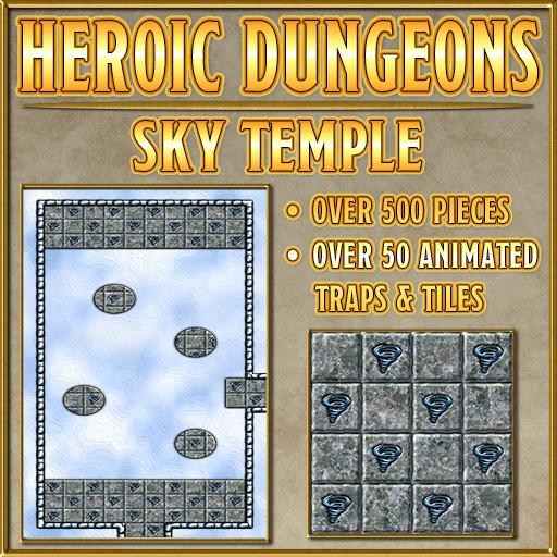 Heroic Dungeons: Sky Temple