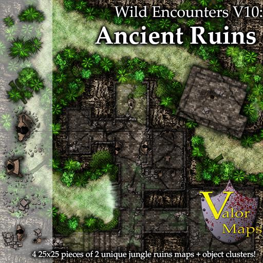 Wild Encounters V10: Ancient Ruins